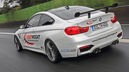 Lightweight BMW M4 Coupé