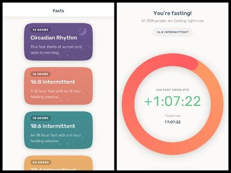 Zero La App Para Controlar El Ayuno Intermitente Desde Tu Iphone
