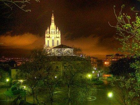 Basílica Begoña Bilbao
