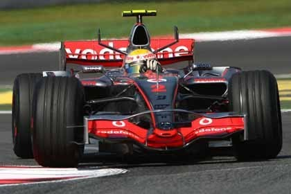 Hamilton, de nuevo por delante de Alonso