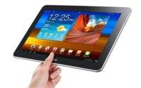 Apple gana de nuevo en Alemania: se mantiene el bloqueo a las ventas de las Samsung Galaxy Tab