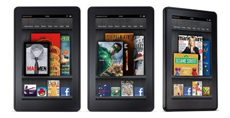 El Kindle Fire de Amazon ya acapara más de la mitad del mercado de tablets con Android