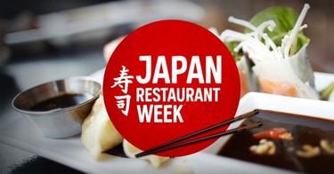 Ya está aquí la VIII edición de Japan Restaurant Week