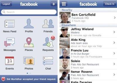 Con Places, Facebook por fin presenta su servicio de geolocalización