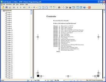 Foxit Reader 1.3 (antes PDF Reader)