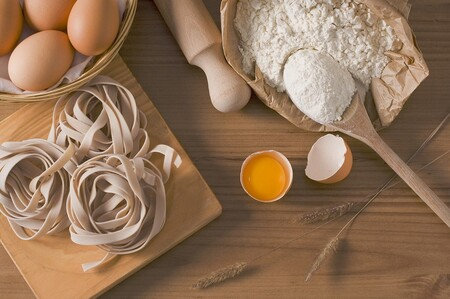 Cómo sustituir ingredientes de una receta como el polvo para hornear o harina si es que ya se terminaron