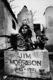 Jim Morrison: 35 años después de su muerte