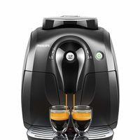 Por 285,21 euros podemos hacernos con esta cafetera Philips HD8650/01 Serie 2000 gracias a Amazon