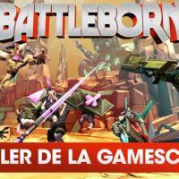 """Battleborn: """"para aquellos cabronazos que disparan a todo lo que se menea"""" [GC 2015]"""