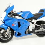 Polini mejora su minimoto escuela, la 910 Carena RS: la evolución de la especie