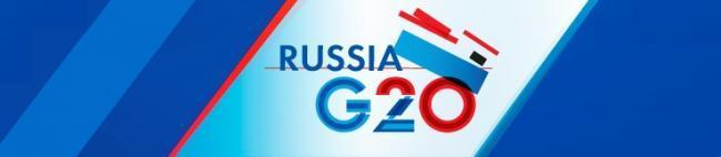 Reuniones de G20 en Rusia