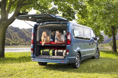 Opel Vivaro Life 2018