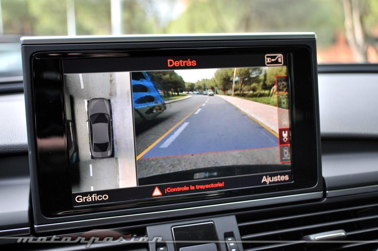 Foto de Audi A6 hybrid (prueba) (43/120)