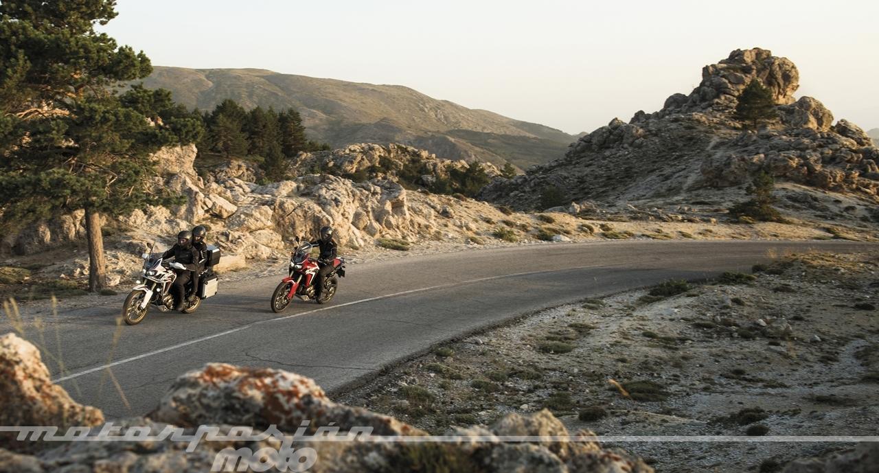 Foto de Honda CRF1000L Africa Twin (29/98)