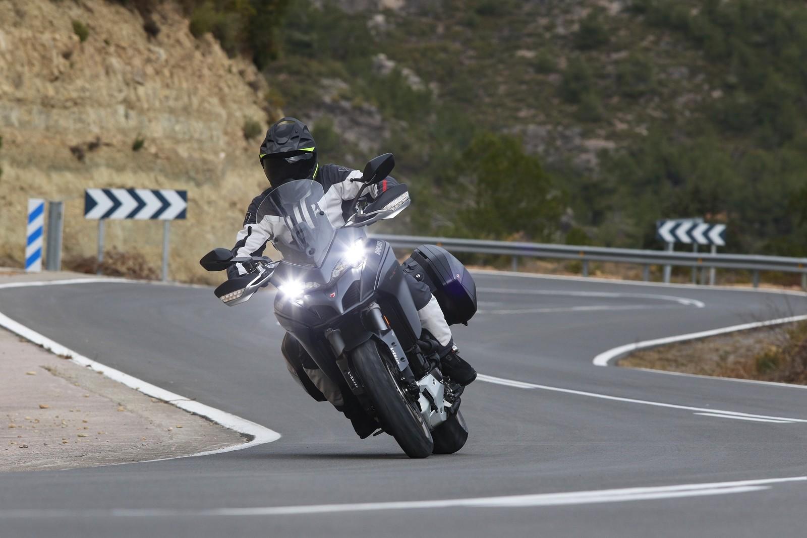 Foto de Ducati Multistrada 1260 2018 prueba (6/21)