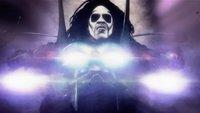 Twisted Metal: conoce al Sr. Grimm, la muerte sobre dos ruedas