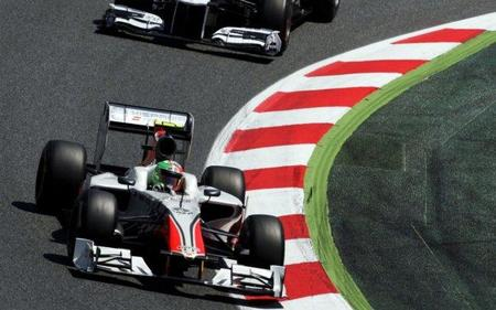 GP de España F1 2011: Hispania Racing F1 Team ocupará la penúltima fila de la parrilla