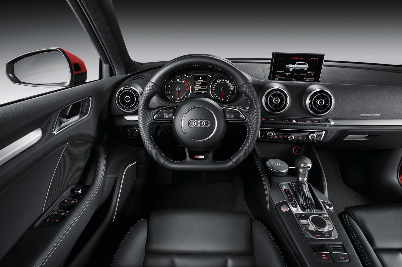 Foto de Audi A3 Sportback 2013 (11/52)