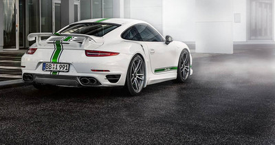 TechArt Porsche 911 Turbo y Turbo S