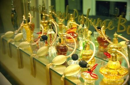 El perfume, secretos de estado