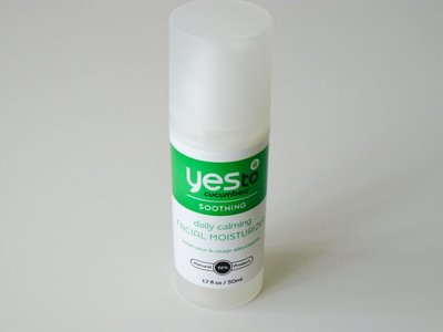 Yes to Cucumbers, probamos la crema hidratante basada en el pepino