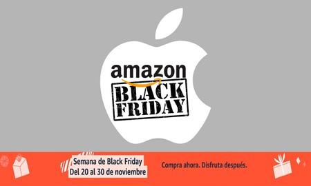 Ofertas del día en artículos Apple por el Black Friday en Amazon: Apple Watch, Smart Keyboard, Magic Mouse, Magic Keyboard o Apple Pencil a los mejores precios