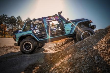 Jeep Wrangler Concept Sema Show 2019 2