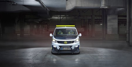 Opel Zafira Life O Team