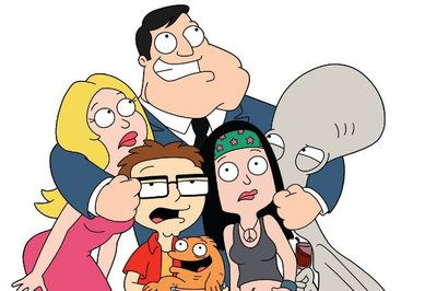 FOX renueva 'American Dad' hasta 2013