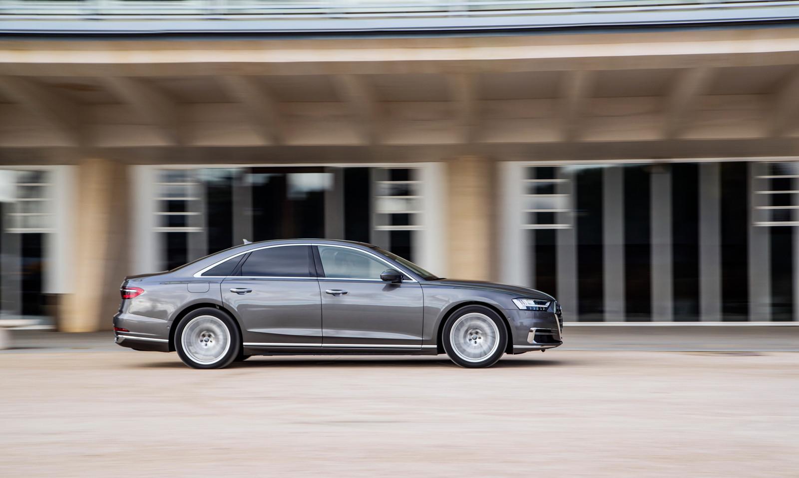 Foto de Audi A8 2018 (presentación) (20/81)