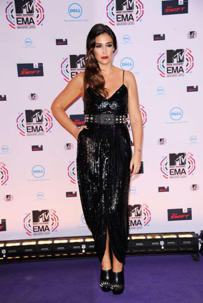 Foto de Alfombra roja de los MTV 2010. Eva Longoria espectacular, Rihanna sorprendente y mucho más (3/5)