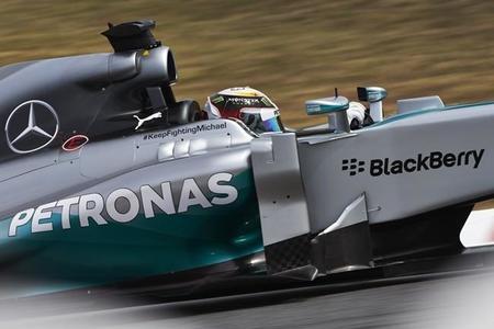 Lewis Hamilton recupera la primera posición en los segundos entrenamientos de Canadá