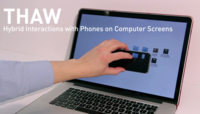 THAW, o cómo cree el MIT que teléfonos y ordenadores pueden relacionarse