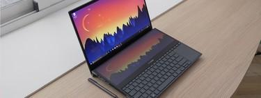 ASUS Zenbook Pro Duo, análisis: el portátil de doble pantalla 4K intenta ser el portátil definitivo
