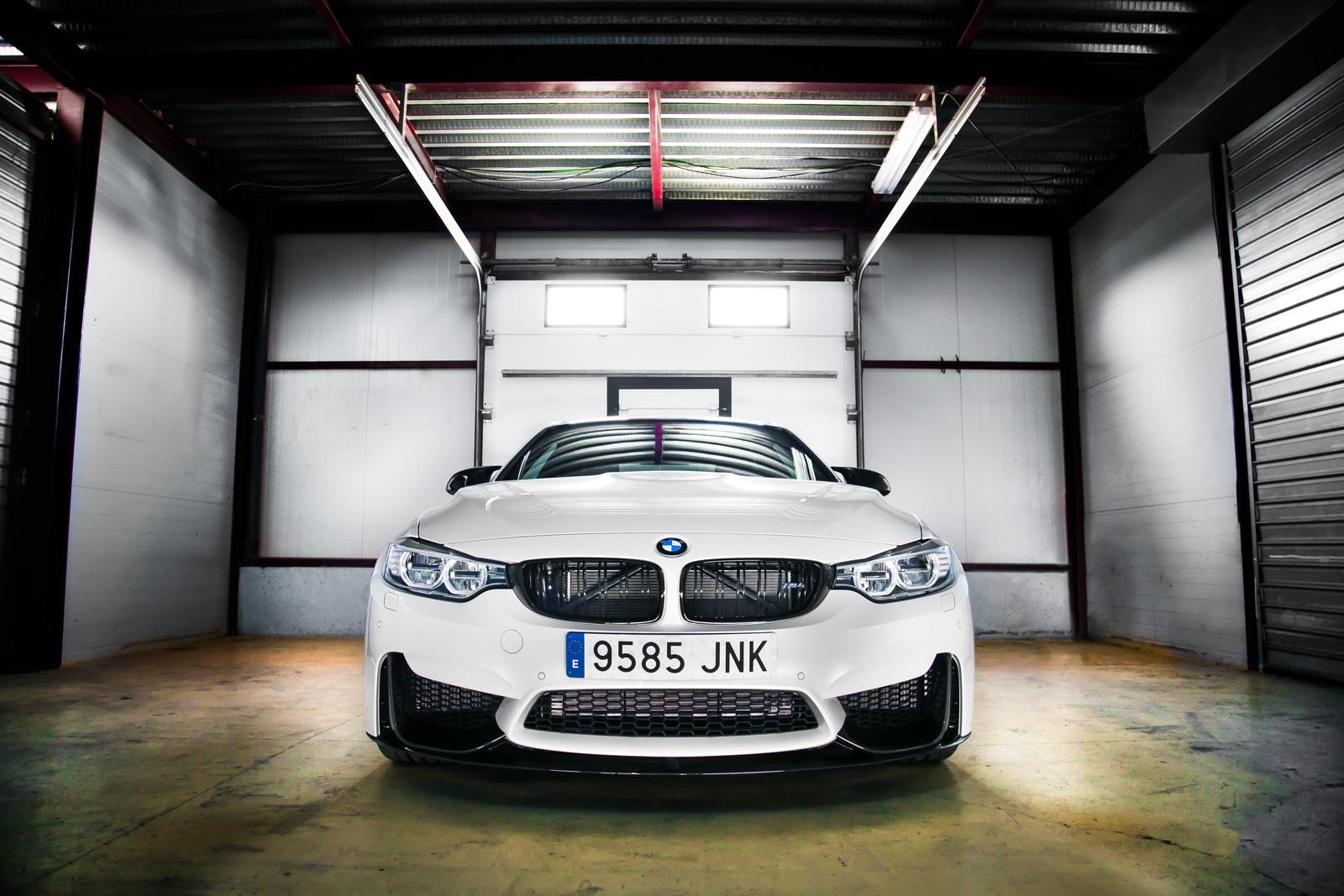 Foto de BMW M4 CS (60/60)
