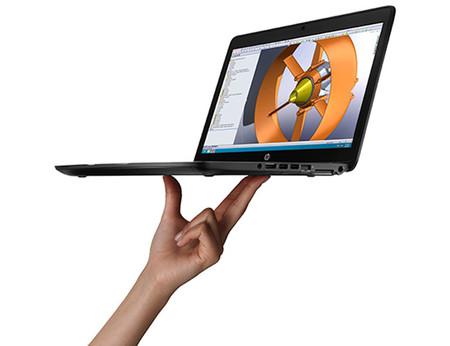 HP ZBook 14, los profesionales también necesitan un ultrabook