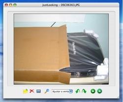 JustLooking: Visualizador rápido de imágenes en un directorio