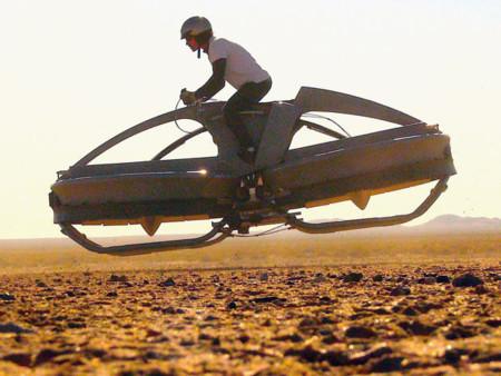 La moto voladora la promete Aero-X para el 2017