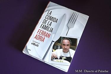 La comida de la familia, de Ferran Adrià
