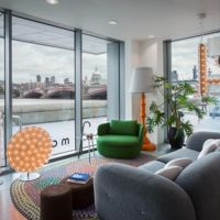 Moooi en Londres, un espectacular showroom con vistas al Támesis