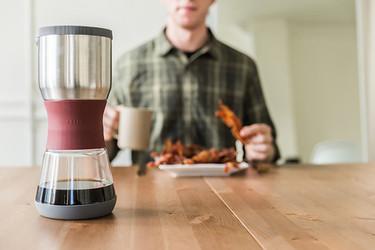 Cafetera Duo, para hacer el café de manera sencilla