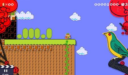 ¿Cómo sería Zelda: Breath of the Wild adaptado a Super Mario Maker? Este nivel es la respuesta