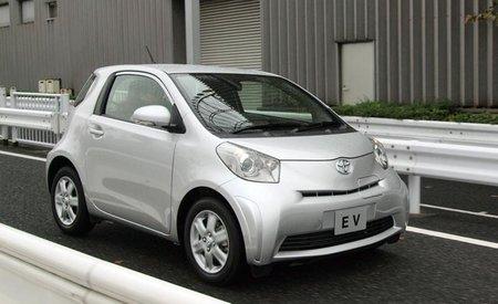Toyota iQ eléctrico: producción estimada 600 unidades