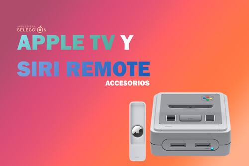 Accesorios para Apple TV: cables, fundas y soportes para el potente centro multimedia con tvOS, AirPlay 2 y App Store