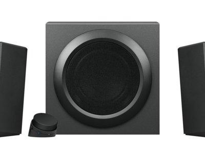 Logitech Z337, unos sencillos altavoces de escritorio 2.1 con conexión Bluetooth
