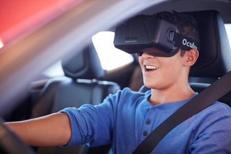 Así es TeenDrive365, el simulador con Oculus Rift para la seguridad vial de Toyota