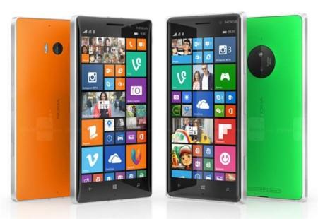 Lumia 830 735