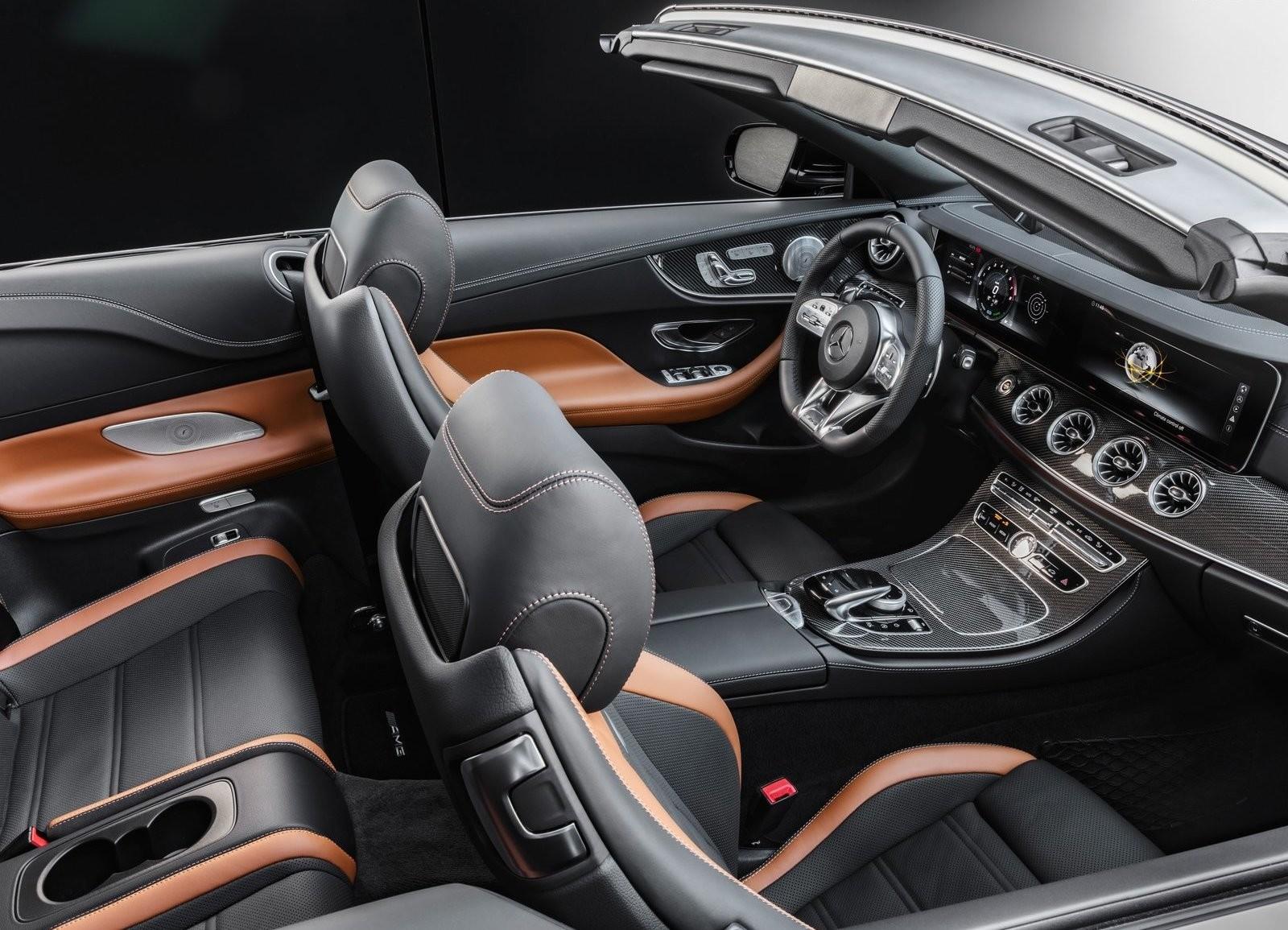 Foto de Mercedes-AMG E 53 Coupé y Cabriolet (11/20)