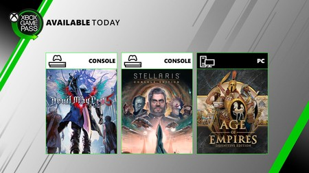 Devil May Cry 5 y Age of Empires: Definitive Edition acaban de unirse a Xbox Game Pass [GC 2019]