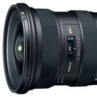 Tokina ATX-I 11-16mm F2.8 APS-C: así el nuevo gran angular japonés para cámaras DSLR de formato APS-C